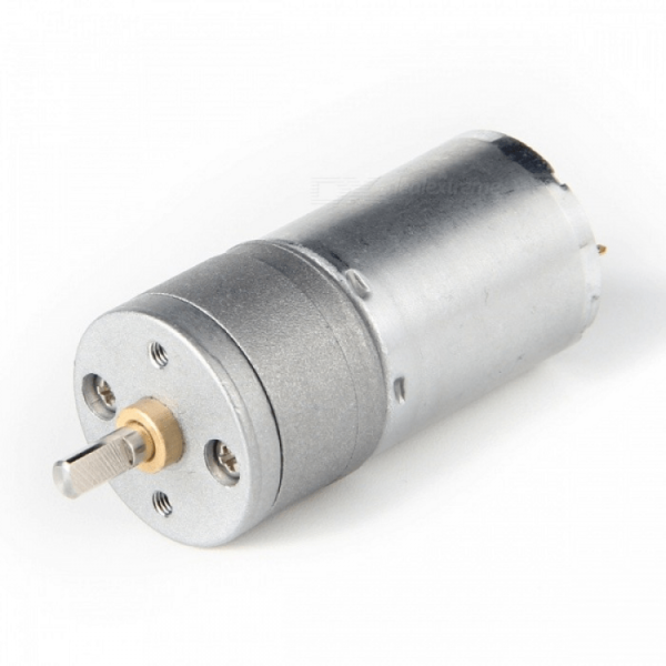 Gearbox Motor DC 400RPM
